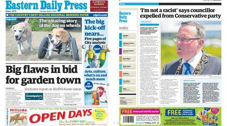 Eastern Daily Press – August 02, 2018