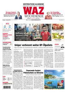 WAZ Westdeutsche Allgemeine Zeitung Oberhausen-Sterkrade - 01. Dezember 2018