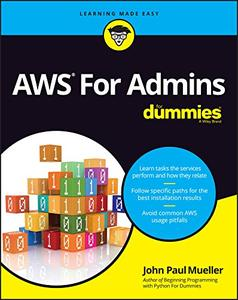 AWS For Admins For Dummies [Repost]