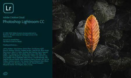 Adobe Photoshop Lightroom CC 1.4.0.0 Multilingual macOS