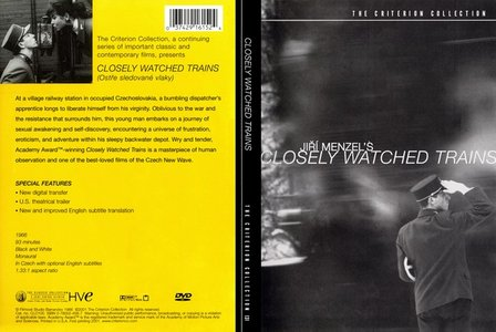 Closely Watched Trains (1966) [The Criterion Collection #131] [ReUP 2018]