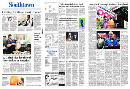 Daily Southtown – September 26, 2017