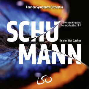 London Symphony Orchestra & Sir John Eliot Gardiner - Schumann: Symphonies Nos. 2 & 4 (2019) [Official Digital Download 24/96]