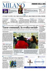 Corriere della Sera Milano – 31 dicembre 2019