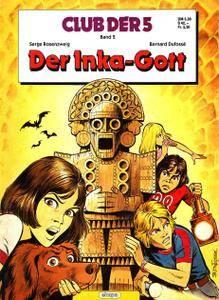 Club der 5 02 - Der Inka-Gott Comic