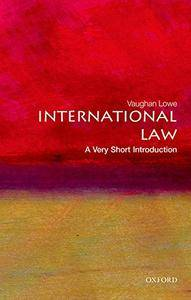 International Law: A Very Short Introduction