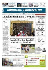 Corriere Fiorentino La Toscana - 27 Maggio 2018