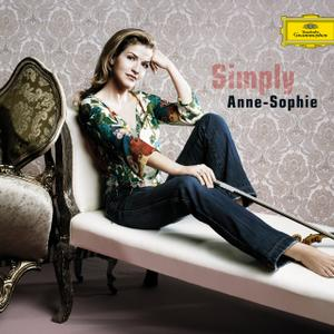 Anne-Sophie Mutter - Simply Anne-Sophie (2007)