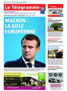 Le Télégramme Ouest Cornouaille – 11 octobre 2019