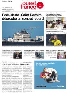 Ouest-France Édition France – 21 janvier 2020