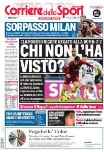 Corriere dello Sport - 3 Dicembre 2018