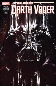 Darth Vader 016 2016 Digital