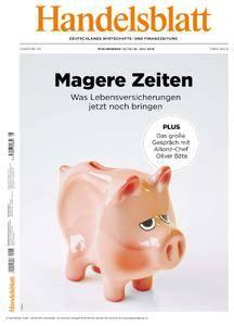 Handelsblatt - 13. Juli 2018