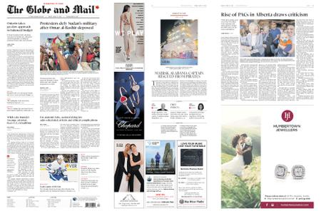 The Globe and Mail – April 12, 2019
