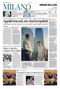 Corriere della Sera Milano – 02 luglio 2020