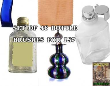 46 Bottle Brushes
