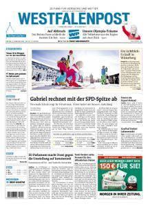 Westfalenpost Wetter - 09. Februar 2018