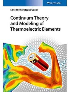 Continuum Theory and Modeling of Thermoelectric Elements [Repost]