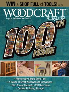 Woodcraft Magazine - April/May 2021