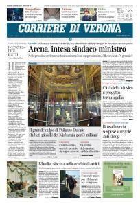 Corriere di Verona - 4 Gennaio 2018