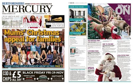 Hertfordshire Mercury – November 21, 2019