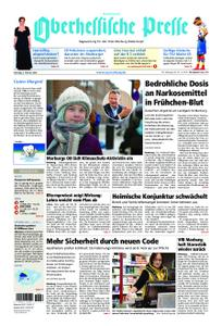 Oberhessische Presse Hinterland - 09. Februar 2019