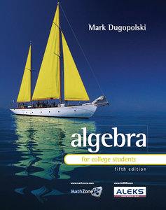 Algebra for College Students, 5th edition