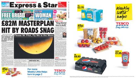 Express and Star Dudley and Wyre Forest Edition – July 18, 2019