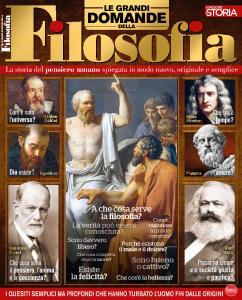 Conoscere la Storia Dossier N.4 - Le Grandi Domande della Filosofia - Ottobre-Novembre 2017