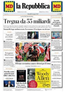 La Repubblica - 14 Maggio 2020