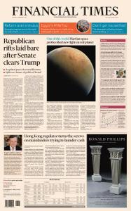 Financial Times USA - February 15, 2021
