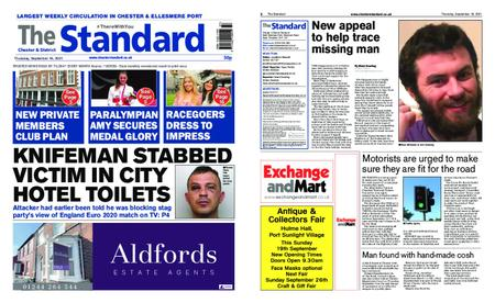 The Standard Chester & District – September 16, 2021