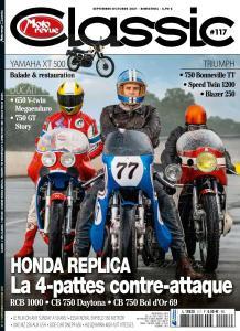 Moto Revue Classic - Septembre-Octobre 2021