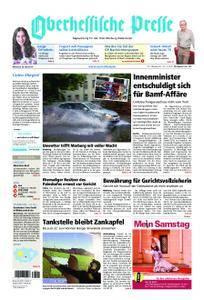 Oberhessische Presse Marburg/Ostkreis - 30. Mai 2018