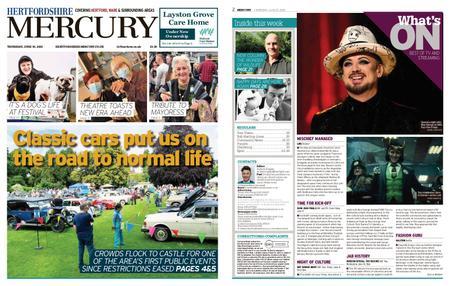 Hertfordshire Mercury – June 10, 2021