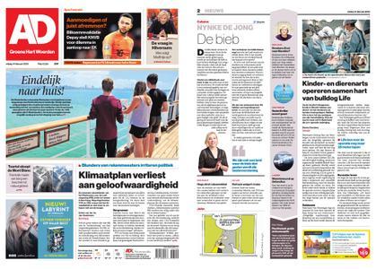 Algemeen Dagblad - Woerden – 14 februari 2020