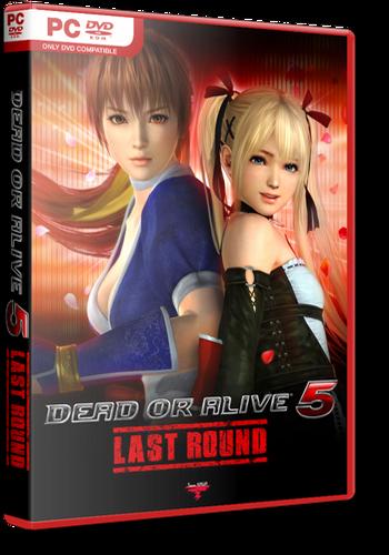 DEAD OR ALIVE 5 Last Round: Core Fighters (2015)