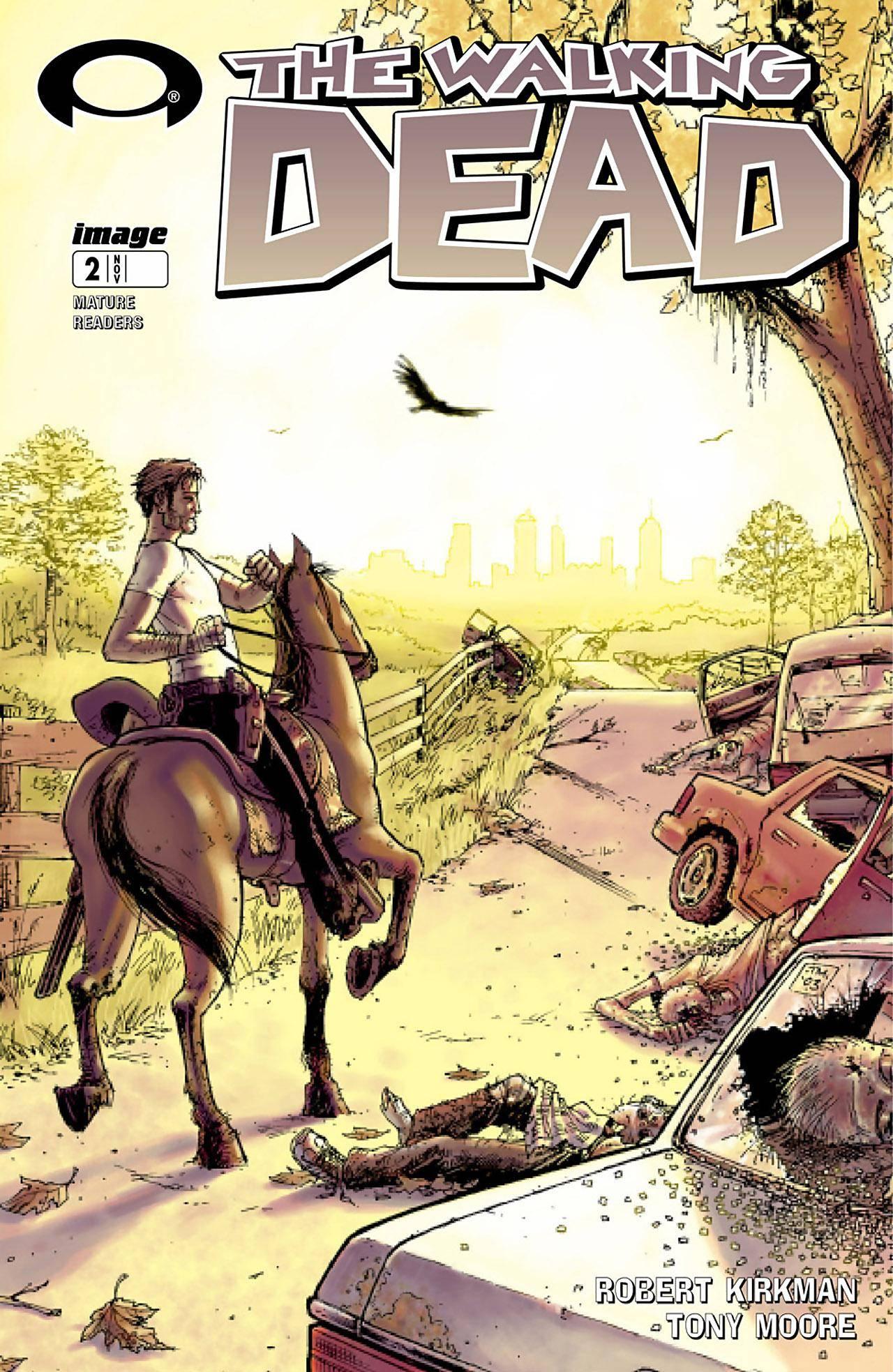 Walking Dead 002 2003 digital