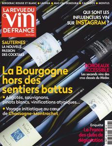 La Revue du Vin de France - mars 2021