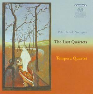 Tempera Quartet - Pehr Henrik Nordgren: The Last Quartets (2010) (Repost)