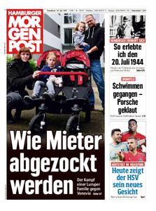 Hamburger Morgenpost – 20. Juli 2019