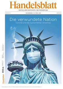 Handelsblatt - 3 April 2020