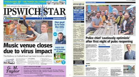 Ipswich Star – July 06, 2020
