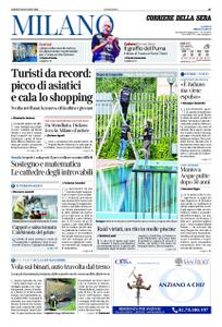 Corriere della Sera Milano – 20 luglio 2019