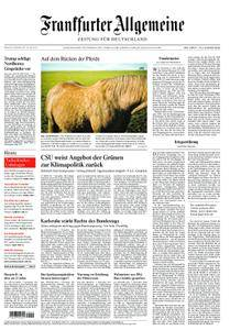 Frankfurter Allgemeine Zeitung F.A.Z. - 08. November 2017