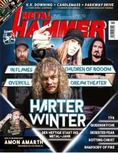 Metal Hammer Germany - März 2019