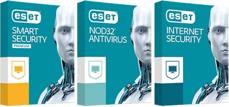 ESET Internet Security / Smart Security / NOD32 Antivirus v10.0.390.0