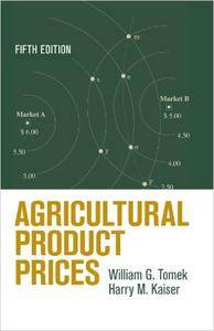 Agricultural Product Prices, 5th Edition