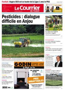 Le Courrier de l'Ouest Nord Anjou – 26 septembre 2019