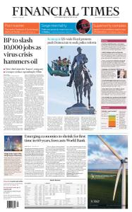 Financial Times UK - June 9, 2020